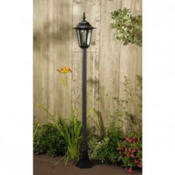 Kingston Lamp Post Solar Light 1 3m Tall