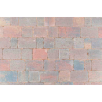 Highbury Block Paving Mixed Pack 9.6m - Rustic