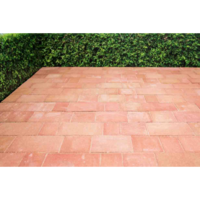 Parkgrove Block Paving Mixed Size Pack 10.2 m - Cedar