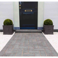 Malvern Drive Paving Pack 9.76 - Charcoal