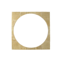 Abbey Circle Squaring Off Kit 2.4mtr York Gold