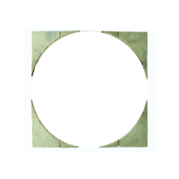 Circle Patio Squaring Off Kits