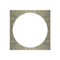 Sunflare Circle Squaring Off Kit 2.56m Rustic Sage