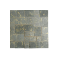 Abbey Paving Random Patio Kit 5.76 m - Antique
