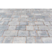 Highbury Block Paving Mixed Pack 9.6m  - Ash
