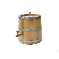 Kombucha / Vinegar Barrel -10L Oak