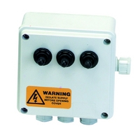 Lotus Universal 3 Way Switch Box