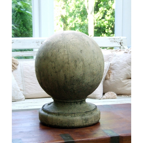 Ball Finial - Cotswold Stone