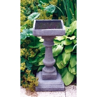 Baluster Bird Bath - Cotswold Stone
