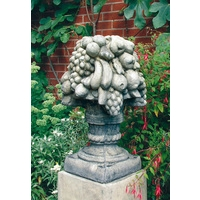 Basket Of Fruit Finial - Cotswold Stone