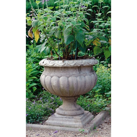 Buckingham Urn - Cotswold Stone Planter