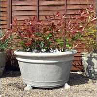 Grand Flowerpot - Cotswold Stone Planter