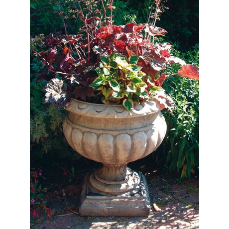 Large Buckingham  Urn - Cotswold Stone Planter