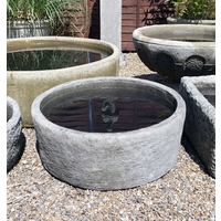 Round Cotswold Stone Reservoir Pool - Medium