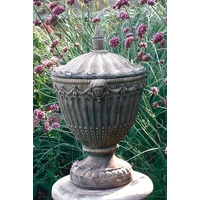 Olympic Urn With Lid - Cotswold Stone
