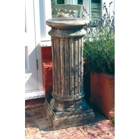 Oxford Column - Cotswold Stone Plinth