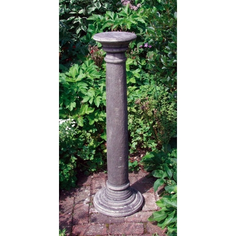 Tall Column - Cotswold Stone Pedestal