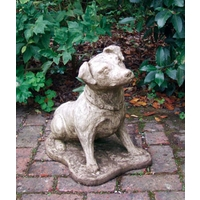 Terrier -  Ornamental Stone Dog