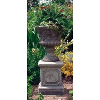 Tuscan Urn - Cotswold stone