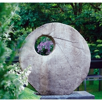 View Point Contemporary Cotswold Stone Sculpture