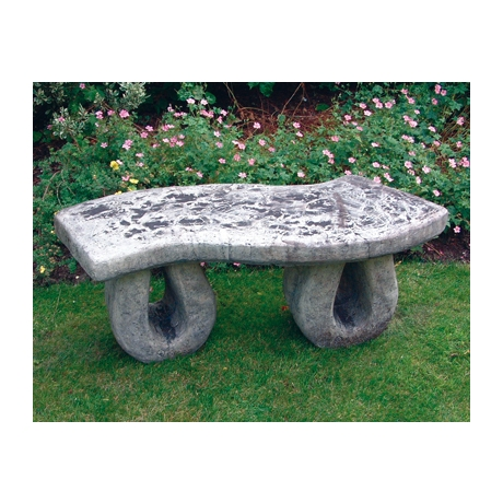 Wealdon Bench - Cotswold Stone