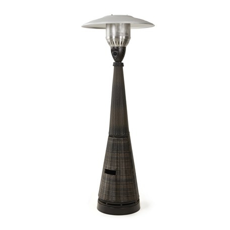 Maze Rattan - Tall Gas Patio Heater