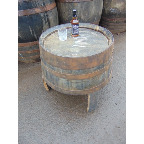 Sherry Barrel Coffee Table