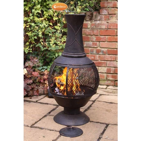 Opera Chimenea Cast Iron - Medium