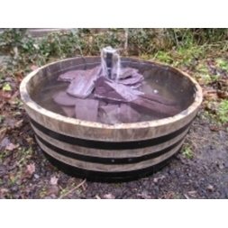 Barrel Rock Pool Feature Kit
