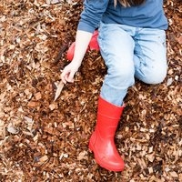 Play Graded Bark Mulch - Bulk Bag