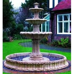 Romantica Stone Pool Surround
