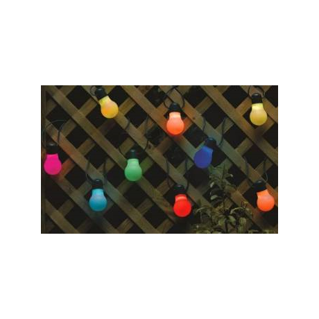 Solar String Party Lights - 20 Lights
