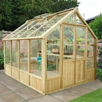 Vale Greenhouse 10x8ft