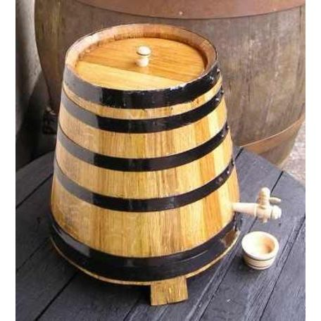 10 Litre Vat Shaped Barrel